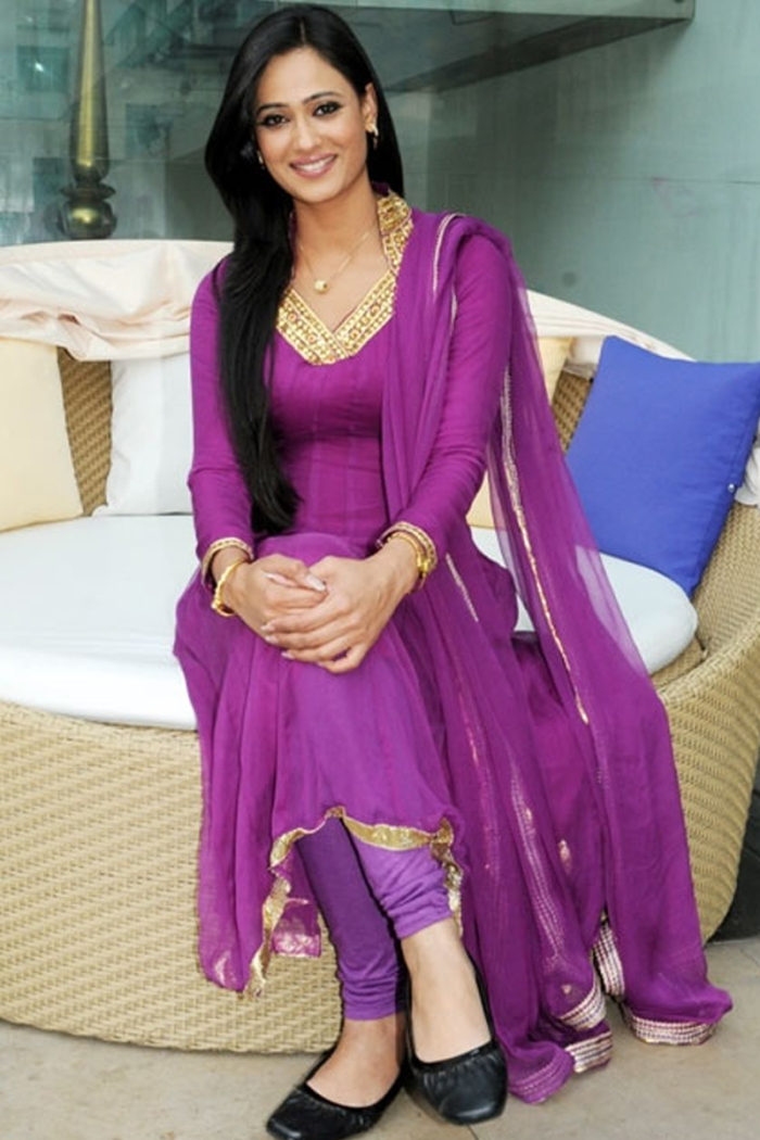 Tv Actresses In Salwar Suits  Bollywoodfashion-5543