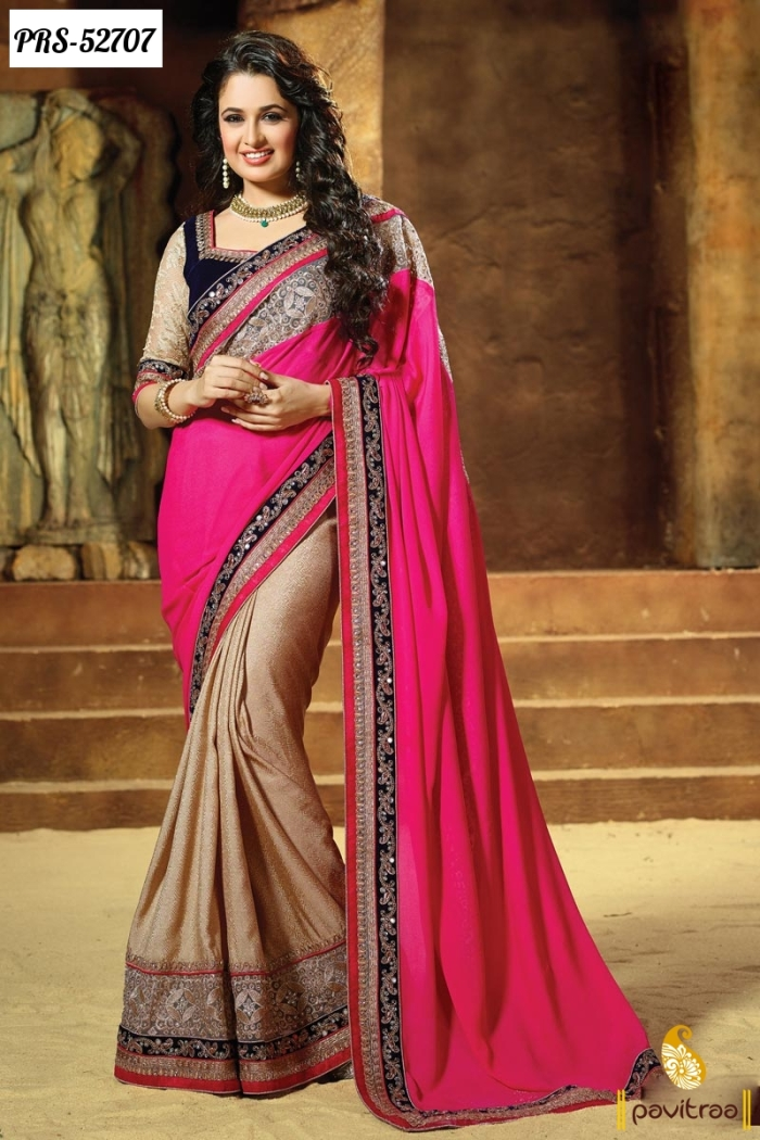 Tv Serial Actress Sarees Bollywoodfashion