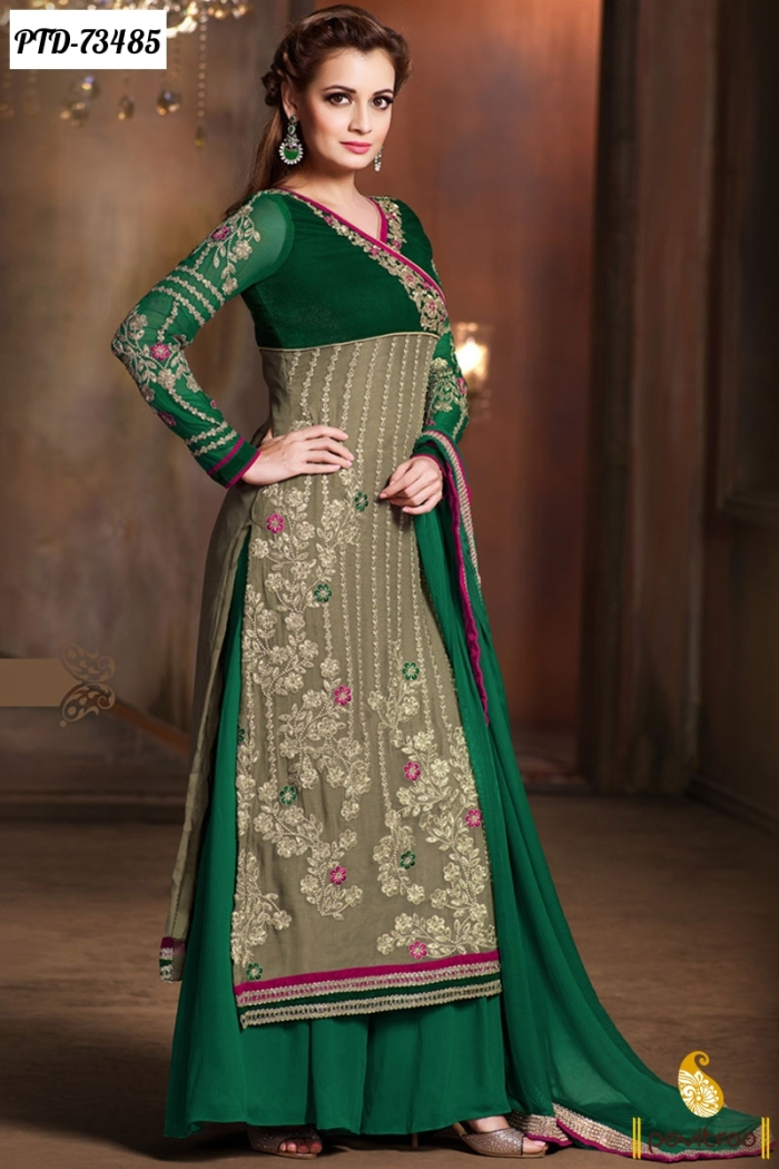 online shopping bollywood summer salwar kameez in discount ...