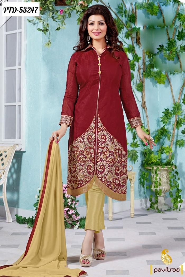 Latest Bollywood Party Wear Salwar Suits 2016-2017 – bollywoodfashion